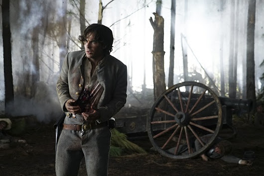 'The Vampire Diaries' Review: Damon Salvatore and the Phoenix Stone