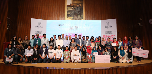 The Izhar by Film Fellowship concludes its first fellowship program on the social and political rights of women