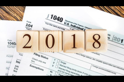 Important Tax Changes for 2018 | Pier & Associates