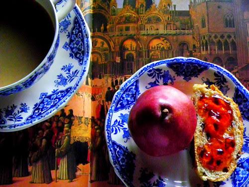 Breakfast On St. Mark's Square