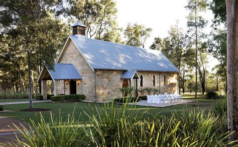 23 Hunter Valley Wedding Venues (For Wine Lovers)