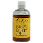Shea Moisture 1090695 Baby Head-To-Toe Wash and Shampoo Raw Shea Chamomile and Argan Oil - 12 fl oz