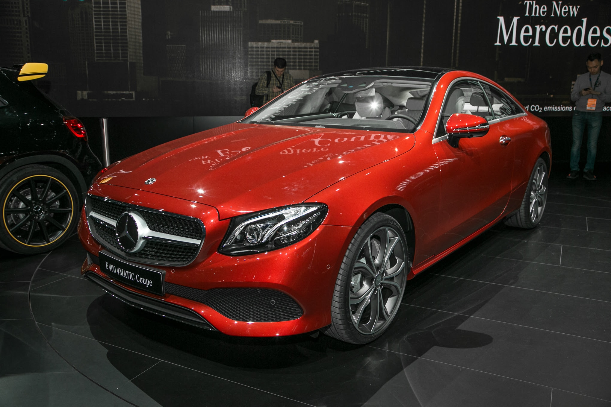 2018 Mercedes-Benz E400 Coupe First Look   Automobile Magazine