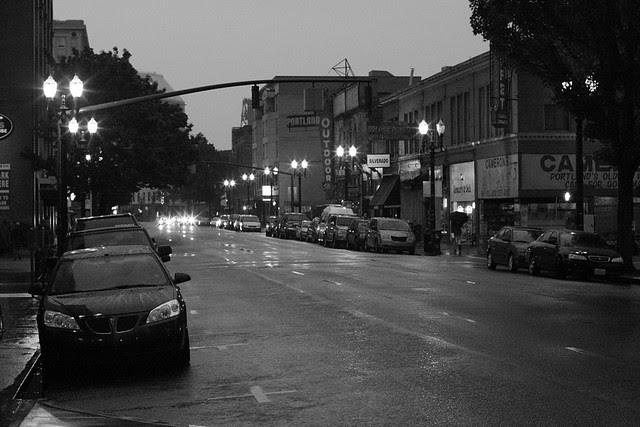 rainstorm, summer '08