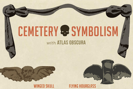 A Graphic Guide to Cemetery Symbolism