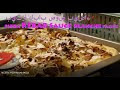 Recette Pizza Kebab Sauce Blanche