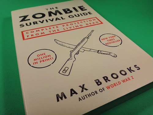 Loot Crate Oct 13 Zombie Survival Guide