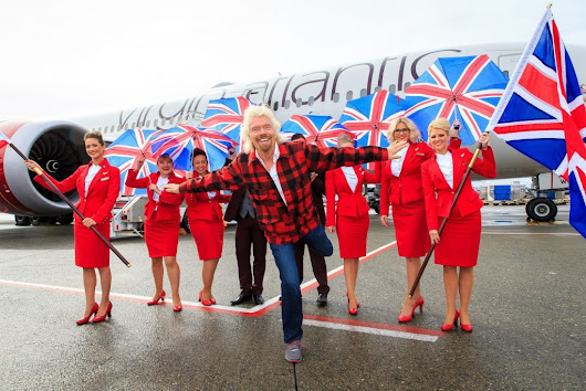 Virgin Atlantic Heading Toward Loss Thanks to Brexit and Low-Cost Competition