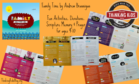 Family Time by Andrew Brannigan {Devotional Review}