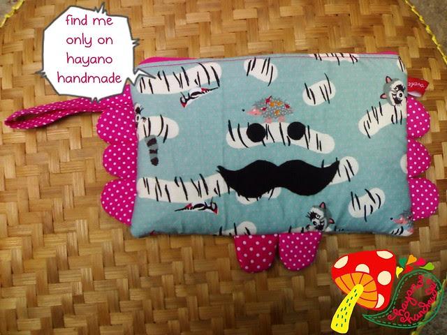 pencil case handmade