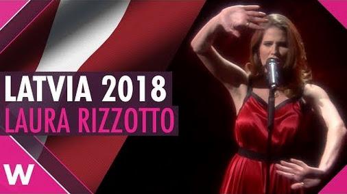 Laura Rizzotto wins Latvia's Supernova 2018 (REACTION)