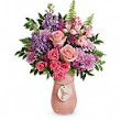Teleflora's Winged Beauty Bouquet in Bradenton FL - Tropical Interiors Florist
