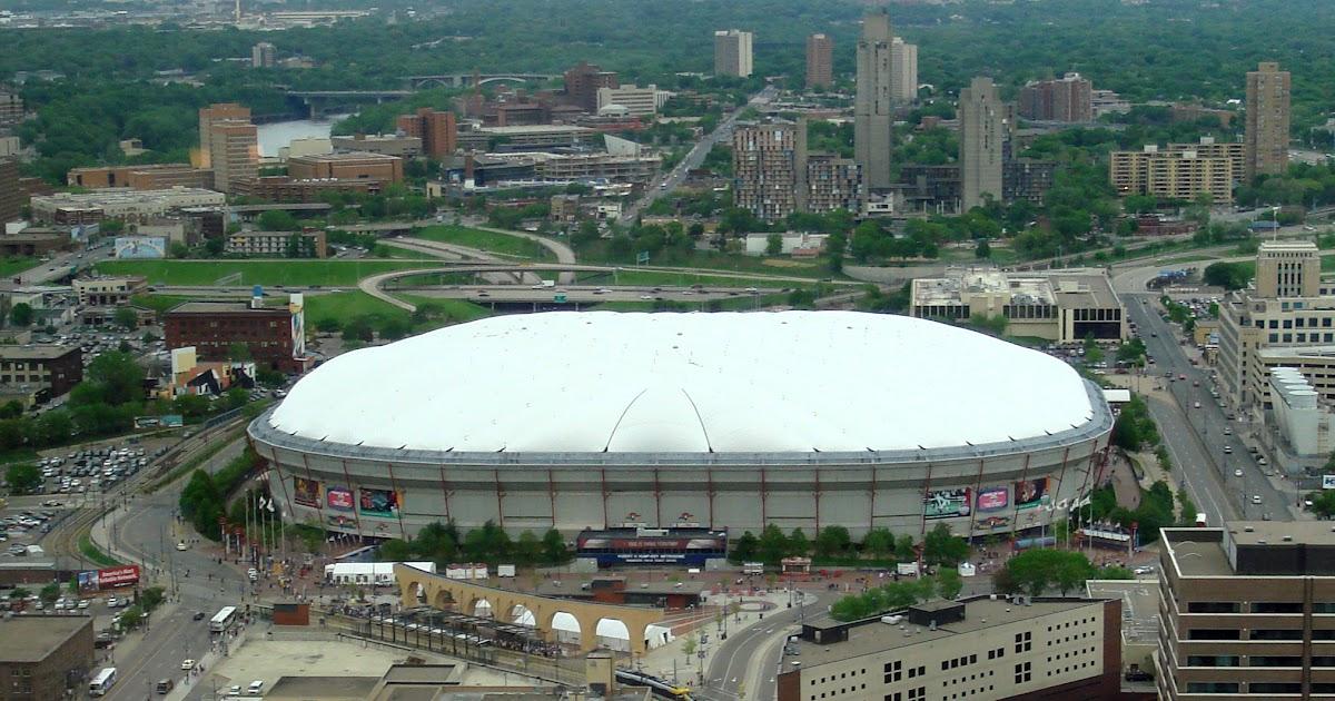 It Is Worth To Pen It Down Minnesota Vikings Metrodome
