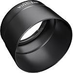 Insignia - Lens Hood for Canon 55-250mm STM Lenses - Black