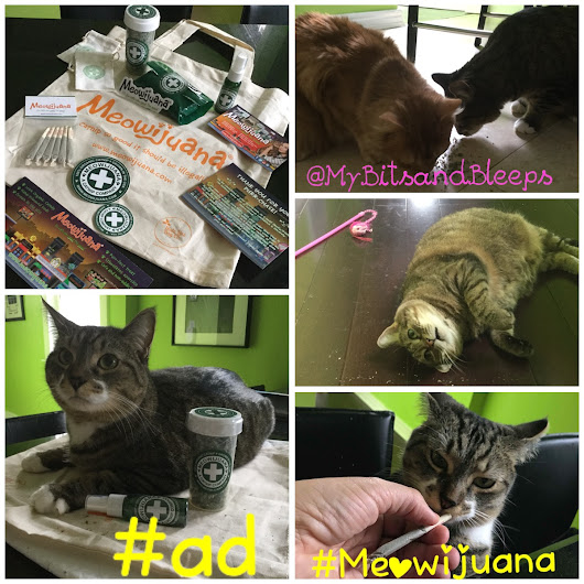 A High Grade (#ad) #Catnip with #Meowijuana