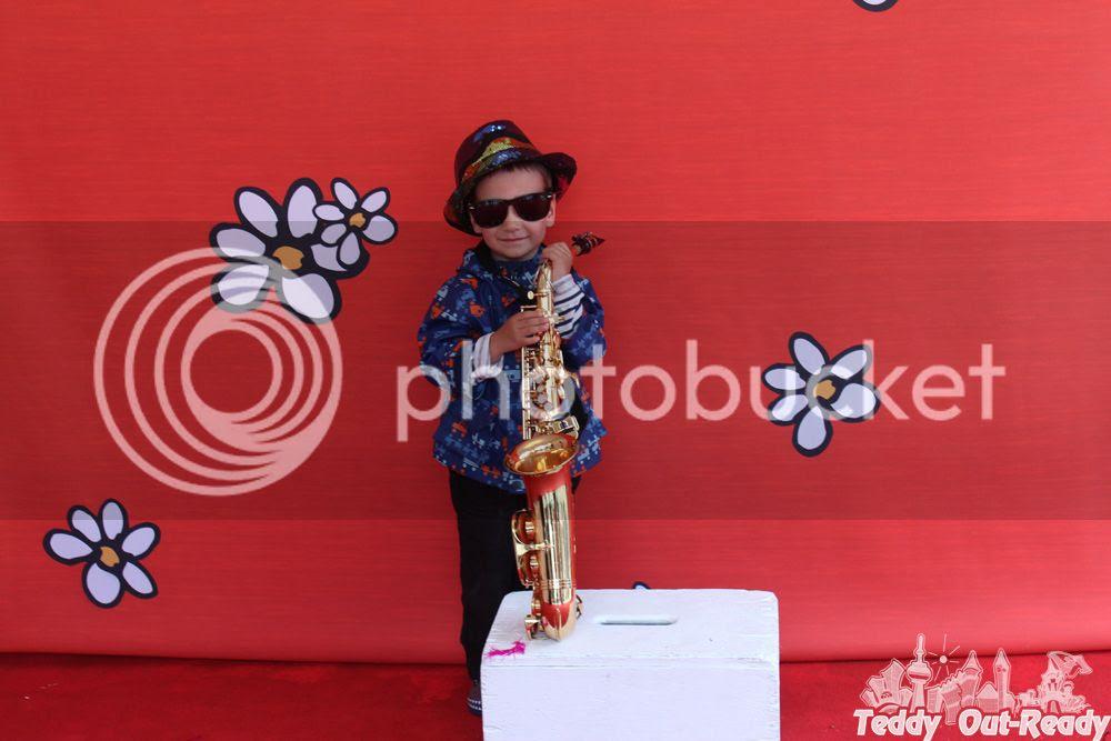 Montreal Jazz Festival Sax