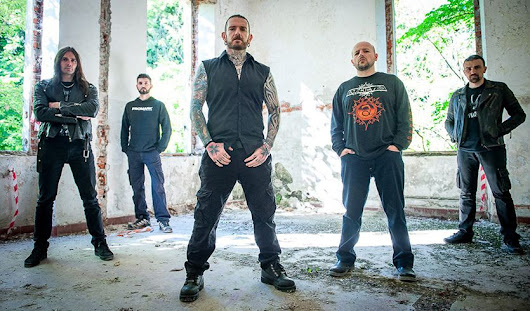 BEHEADED sign with Agonia Records