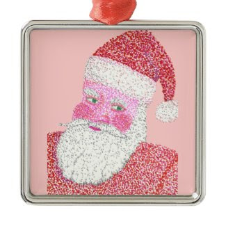 Santa Claus Christmas Ornament ornament