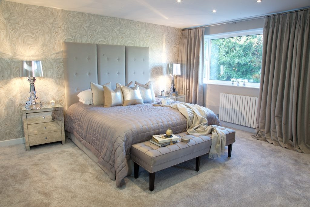 5 Ways To Achieve A Luxury Boutique Hotel Style Bedroom Girl About House