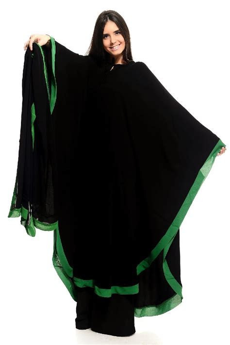 Stylish and Trendy Abaya Designs Latest 2014 Collection