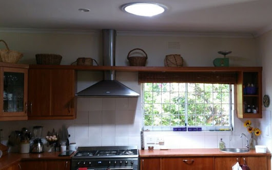 Skylight Company In Cape Town | Sun Tube | Tubelight | Sundowner Skylights