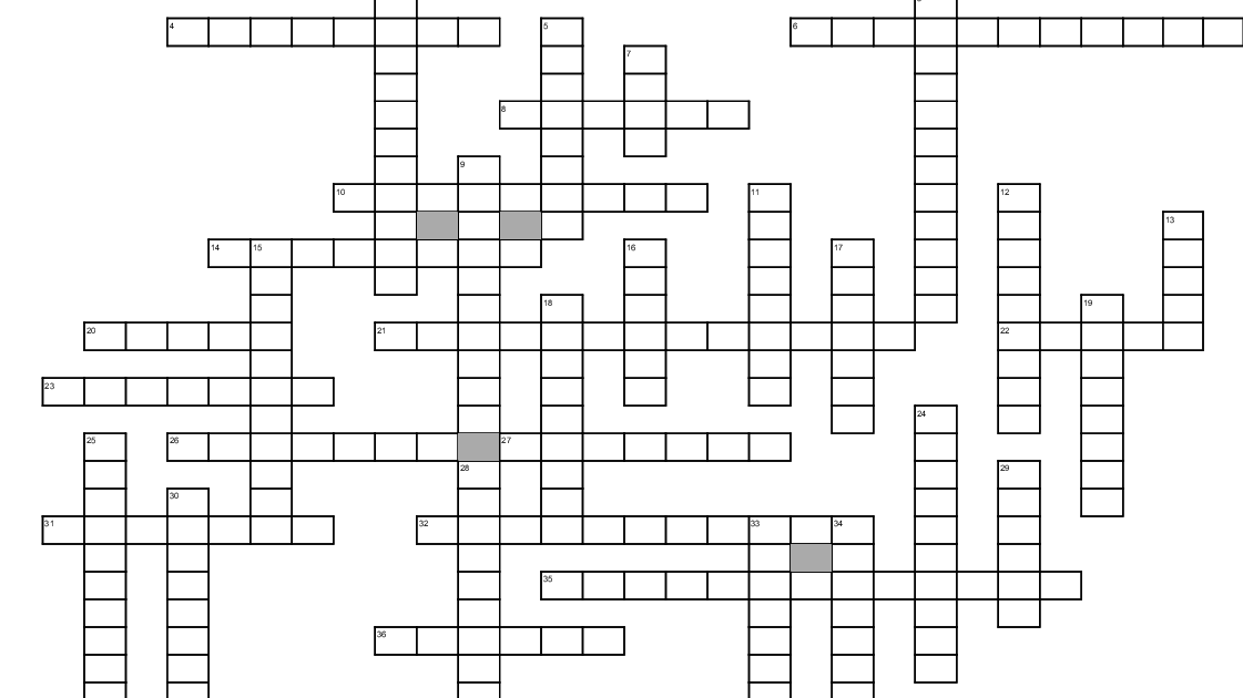 Sea Creature With Eight Arms Crossword