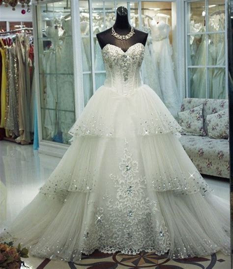 Popular Cinderella Wedding Gown Buy Cheap Cinderella