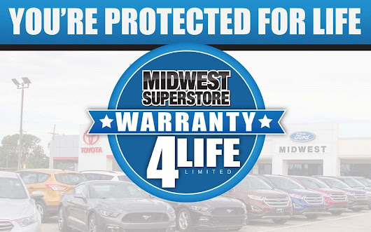 Warranty 4 Life - Limited Powertrain | Midwest Superstore