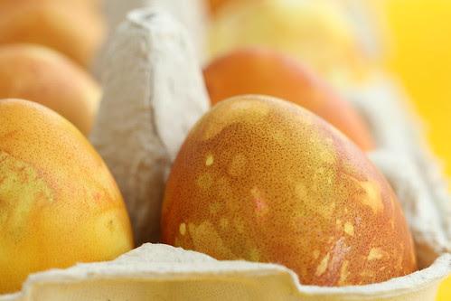 Easter eggs / Lihavõttemunad