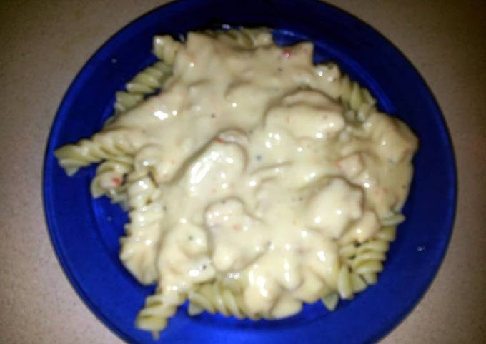 Step-by-Step Guide to Make Ultimate Crockpot Zesty Italian Chicken Pasta