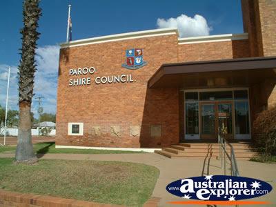 Cunnamulla Paroo Shire Council Photograph Cunnamulla