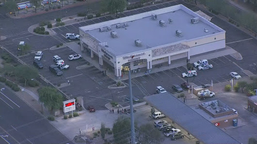 Walgreens customer allegedly shoots, kills suspect during armed robbery attempt