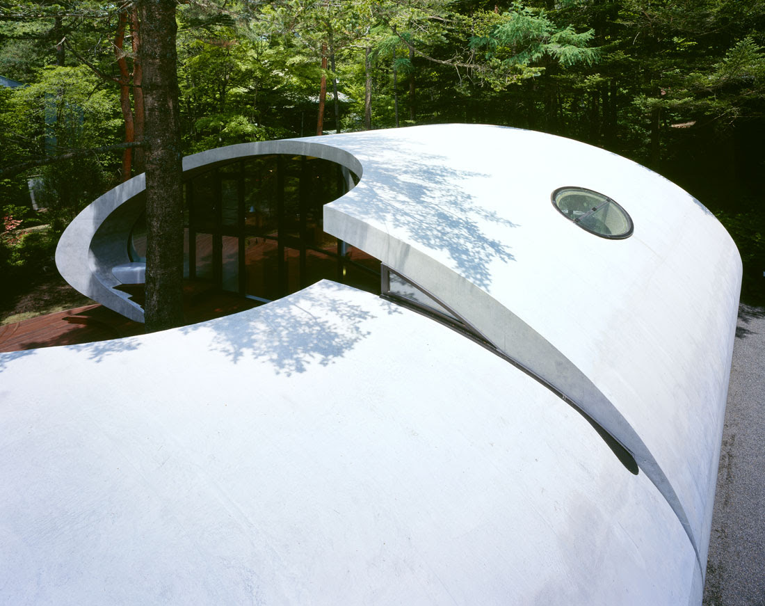 Shell – ARTechnic architects – Japón   Simbiosis News