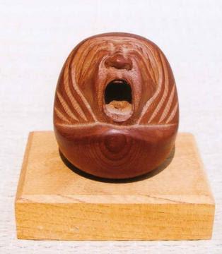gabiprofilbild yawning daruma