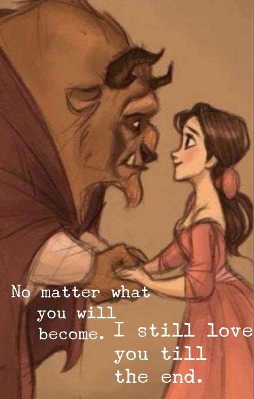 Quotes About Beauty And The Beast 68 Quotes