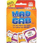 Mad GAB; Picto-Gabs; Card Game