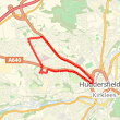 Walked 7.36 km on 11/01/2015 on 01/11/2015 | RUNNING Training Log Entry | MapMyRun