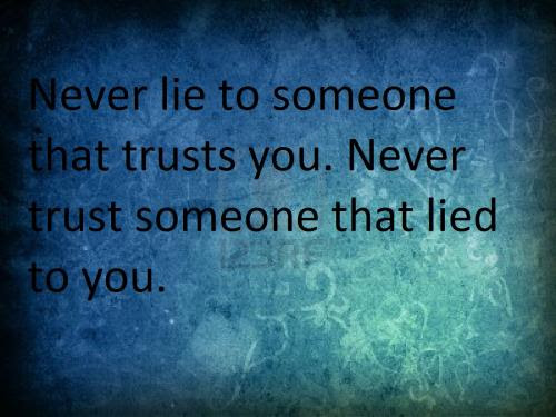 Trust Picture Quotes Trust Sayings With Images Trust Quotes With