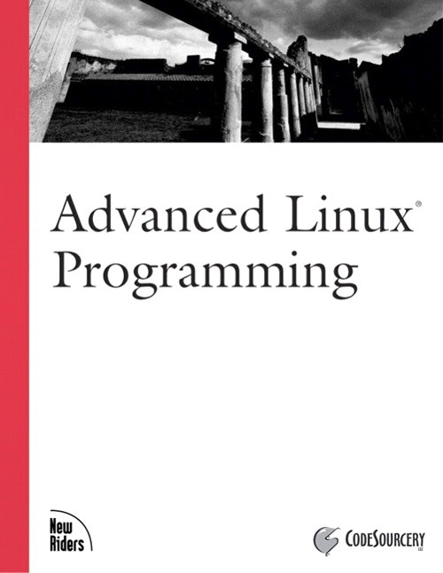 Image result for Advanced Linux Programming