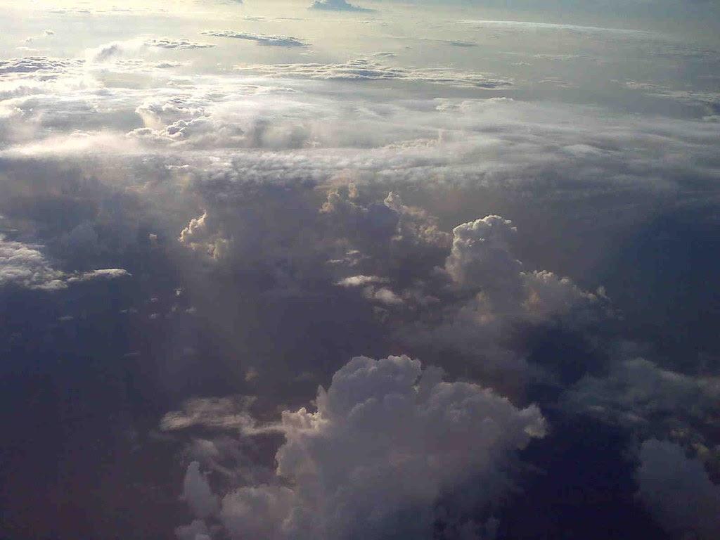 Clouds over Carolina