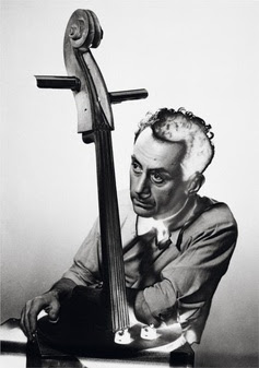 Self Portrait- Man Ray