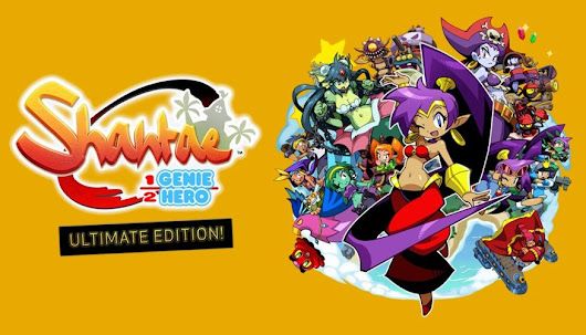 Shantae: Half-Genie Hero Ultimate Edition | pressplay