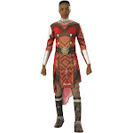 Rubie's Costumes Women's Halloween Black Panther Costume, Black/Red