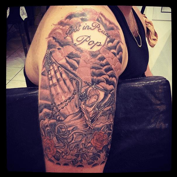 Religious Christians Tattoos Tattoo Bytes
