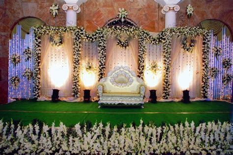 Bangalore Stage Decoration ? Design #377 wedding reception