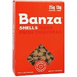 Banza Shells Chickpea Pasta - 8 oz box