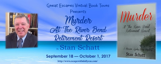 BLOG TOUR – Murder at the River Bend Retirement Resort – REVIEW