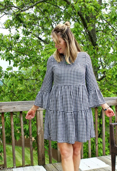 Gingham Dress | Style Files • Sweet Parrish Place