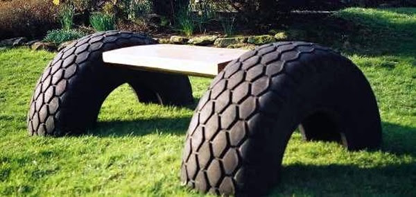 Smart Ways to Use Old Tires (11)