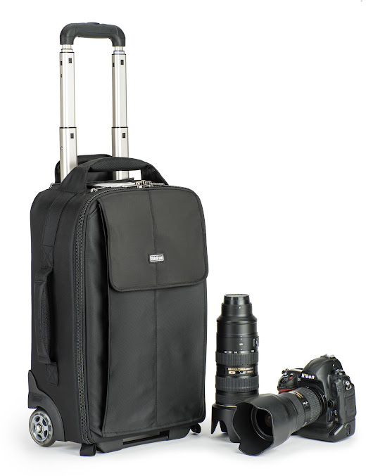 New Year, New Gear - Think Tank Photo Airport Advantage Rolling Camera Bag